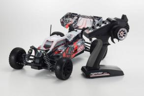 KYOSHO KYOSHO 1/10 EP 4WD RACING BUGGY DIRT HOG (Red) KT-231P