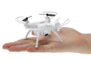 SYMA X52C 4CH quadcopter with 6AXIS GYRO (с камерой)