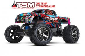 TRAXXAS Stampede 1:10 2WD VXL TSM