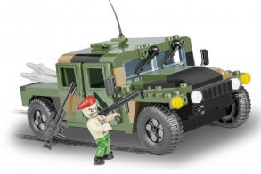 COBI Автомобиль NATO Armored ALL-Terrain Vehicle