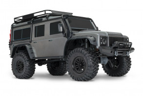TRAXXAS TRX-4 Land Rover Defender 1:10 4WD Scale and Trail Crawler