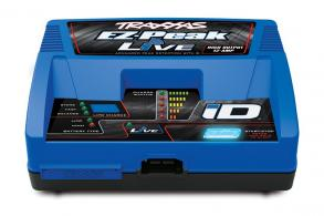 TRAXXAS запчасти EZ-Peak Live 100W NiMH/LiPo Charger with iD™ Auto Battery Identification