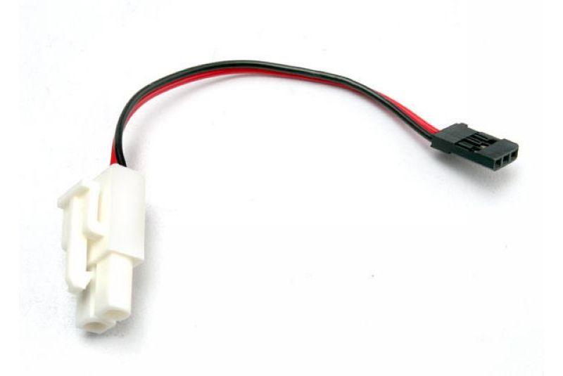 Запчасти для радиоуправляемых моделей Traxxas TRAXXAS Plug Adapter (For TRX Power Charger to charge 7.2V Packs)