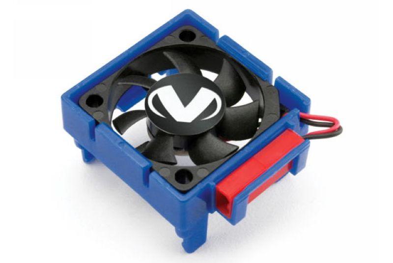 Запчасти для радиоуправляемых моделей Traxxas TRAXXAS Cooling fan, Velineon VXL-3s ESC usb charging waist fan pocket hanging cooling tool