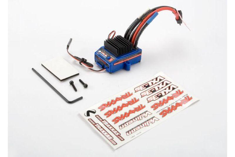 Регулятор скорости краулерный msc-rc (scout rc) коллекторныйрегуляторы хода для коллекторных электродвигателей