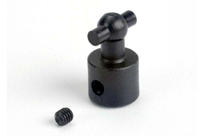 Запчасти для радиоуправляемых моделей Traxxas TRAXXAS Motor drive cup: set screw