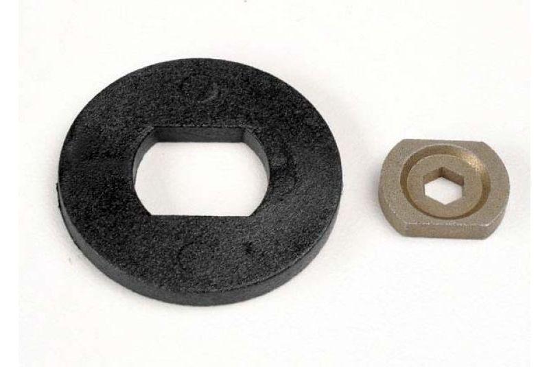 Запчасти для радиоуправляемых моделей Traxxas TRAXXAS Brake disc: shaft-to-disc adapter