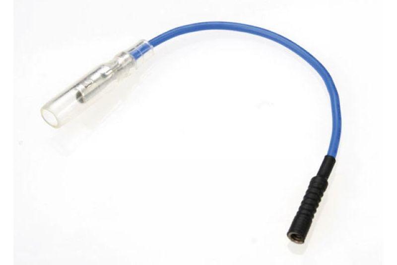 Стартовое оборудование для радиоуправляемых моделей TRAXXAS Lead wire, glow plug (blue) (EZ-Start and EZ-Start 2)