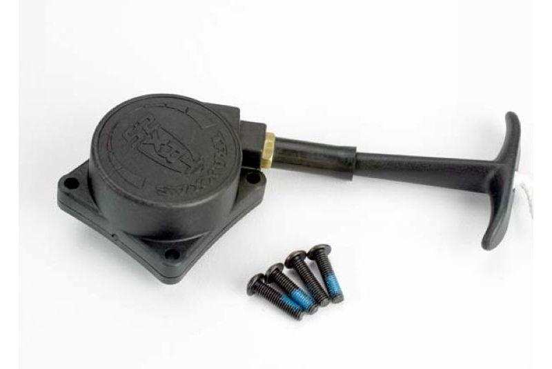 Стартовое оборудование для радиоуправляемых моделей TRAXXAS Starter, recoil (complete with screws) (TRX 2.5, 2.5R, 3.3)