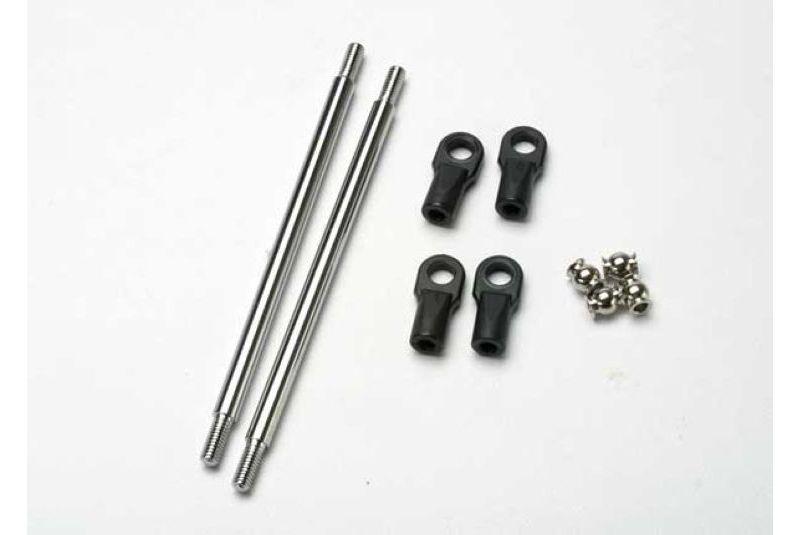 Запчасти для радиоуправляемых моделей Traxxas TRAXXAS Push rod (steel) (assembled with ends) (2) (use long travel or #5357 progressive-1 rockers)