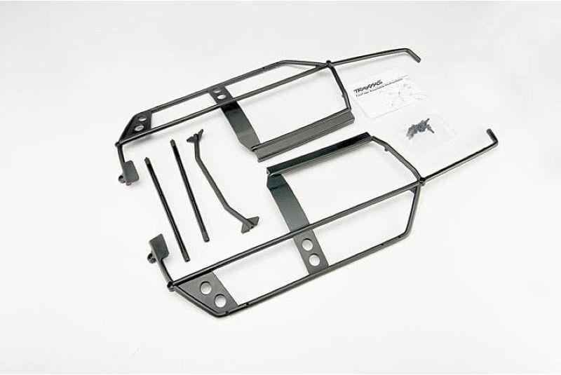 Запчасти для радиоуправляемых моделей Traxxas TRAXXAS ExoCage, side rails: hardware