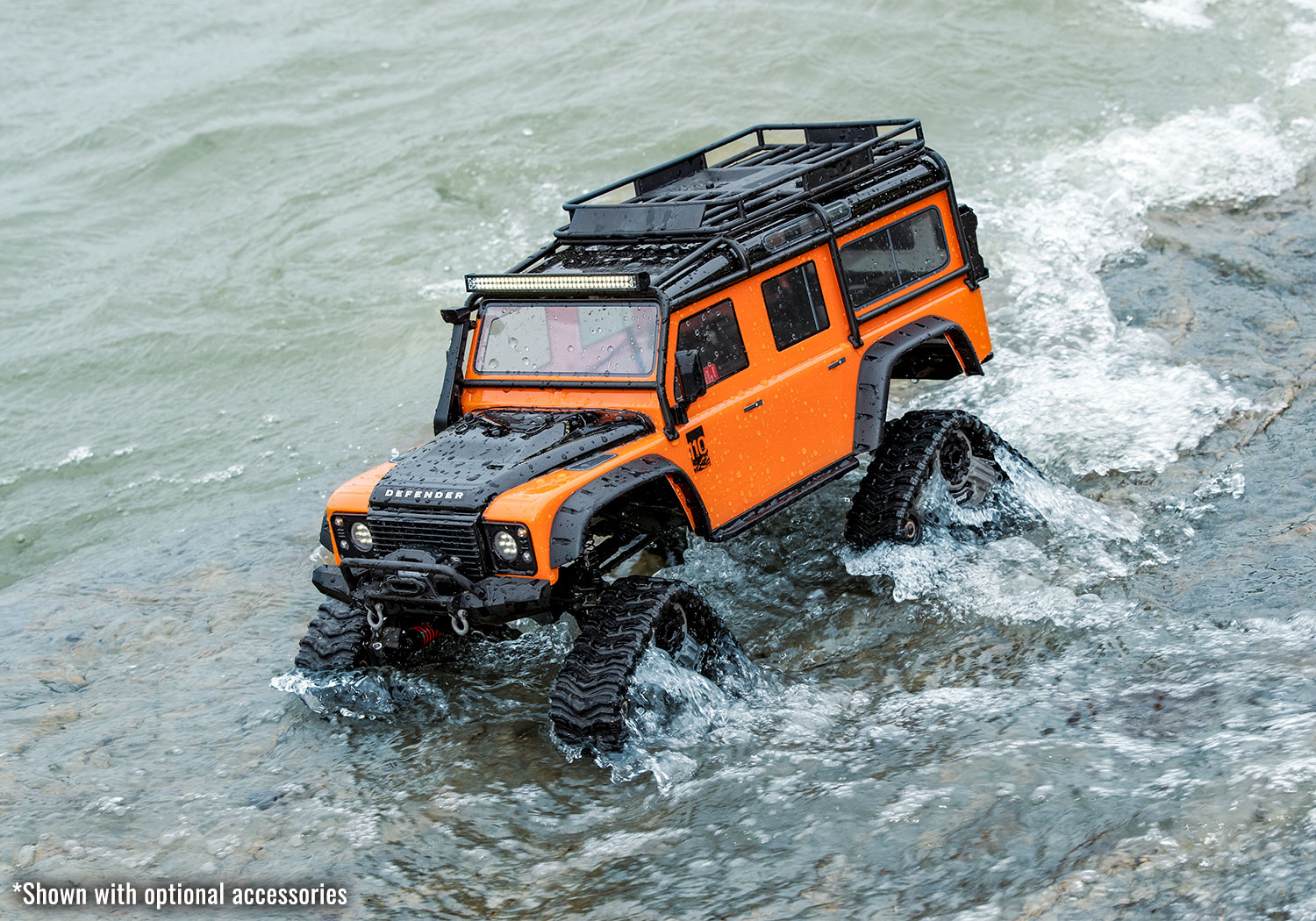 All-Terrain Traxx комплект гусеничных траков
