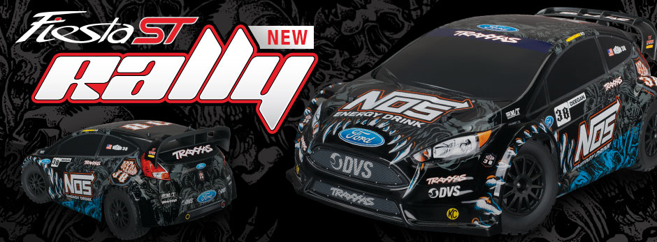 Traxxas NOS DEEGAN 38 RALLY