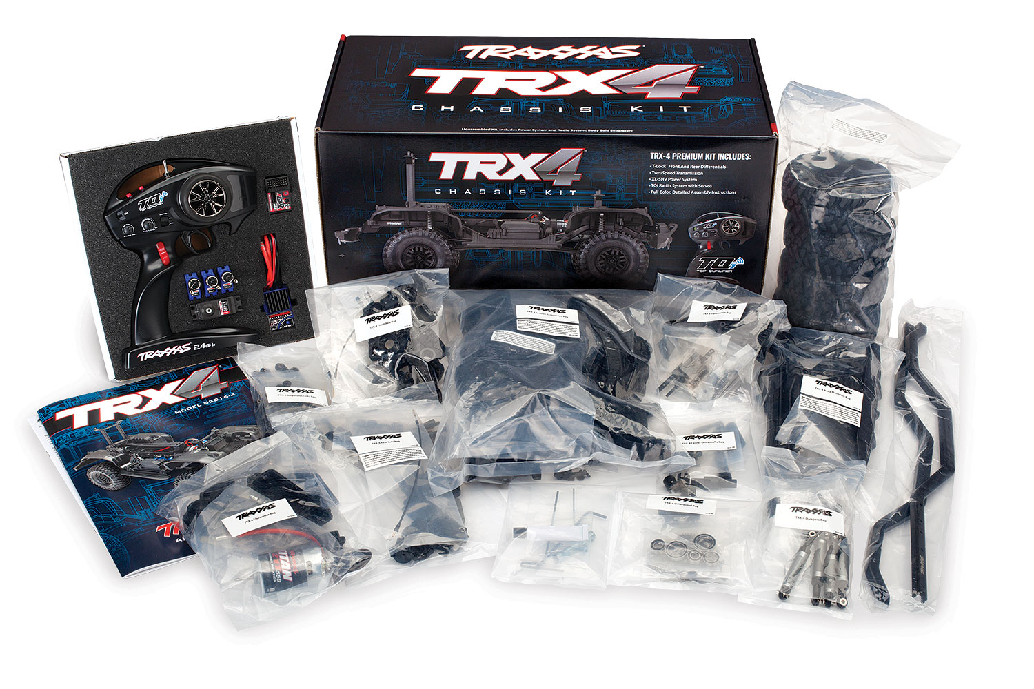 TRX-4 Crawler KIT