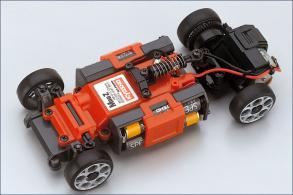 KYOSHO Mini-Z MR-015 Chassis Kit without TX, X-tal  body