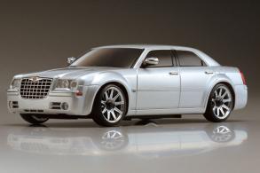 KYOSHO Mini-Z Chrysler 300C (Silver)