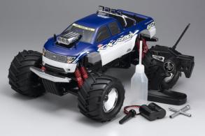 KYOSHO 1:8 GP 4WD GIGA CRUSHER RTR