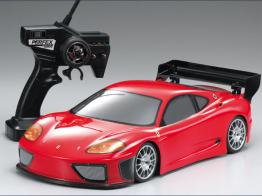 KYOSHO 1:10 GP 4WD FW-05T Readyset Ferrari 360GTC RTR