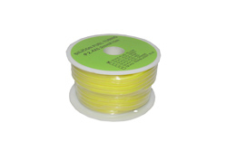 Anderson SILICONE FUEL TUBING 2.4X5.2mmX1M (YELLOW)