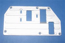 KYOSHO запчасти Engine Plate(FAZER)