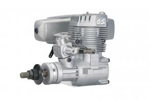 O.S. Engines 75AX ABL w:Muffler