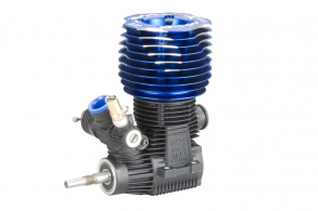 O.S. Engines 28XZ Truggy ABC w:21J Slide Carb
