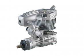 O.S. Engines 35AX ABL w:Muffler