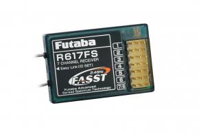 Futaba RECEIVER R617FS-2.4G
