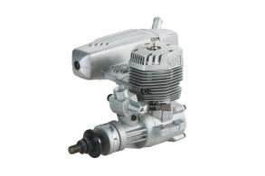 O.S. Engines O.S. 95AX Ringed w:Muffler