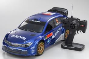 KYOSHO 1:9 GP 4WD r:s DRX SUBARU IMPREZA WRC 08
