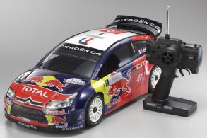 KYOSHO 1:9 GP 4WD r:s DRX CITROEN C4 WRC 2008