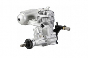 O.S. Engines 15LA-S SILVER W:871 SILENCER