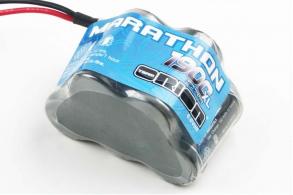 Team Orion Batteries Marathon XL NiMH 6,0В(5s) 1900mAh Soft Case BEC:JST
