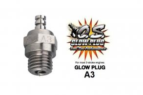 O.S. Engines запчасти Glow Plug no.6