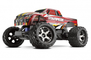 TRAXXAS Stampede 1:10 2WD VXL TQi