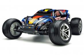 TRAXXAS 1:10 GP 2WD Nitro Rustler ASSB RTR