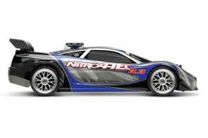 TRAXXAS Nitro 4-TEC 3.3 4WD 1:10 RTR (with telemetry)