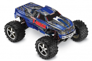TRAXXAS T-Maxx 3.3 Nitro 1:10 4WD TQi