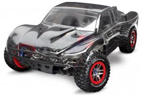 TRAXXAS 1:10 EP 4WD Slash Platinum Edition Brushless RTR