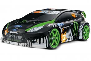 TRAXXAS 1:16 EP 4WD Fiesta Ken Block Brushless RTR