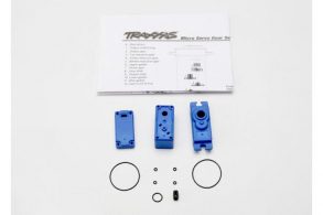 TRAXXAS запчасти Servo case: gaskets (for 2080 micro waterproof servo)