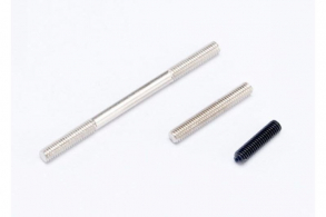 TRAXXAS запчасти Threaded rods (20:25:44mm 1 ea.): (1) 12mm set screw