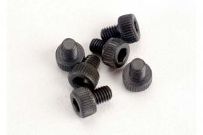 TRAXXAS запчасти Screws, 3x4mm cap-head machine (6)