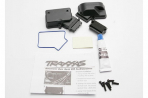 TRAXXAS запчасти Box, receiver (sealed): foam pad: silicone grease:2.5x8mm BCS (2): 3x10mm CCS (2): 3x15mm CCS (2)