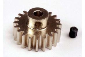 TRAXXAS запчасти Gear, 21-T pinion (32-p) (mach. steel): set screw
