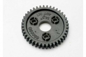 TRAXXAS запчасти Spur gear, 40-tooth (1.0 metric pitch)