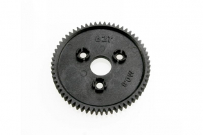 TRAXXAS запчасти Spur gear, 62-tooth (0.8 metric pitch, compatible with 32-pitch)