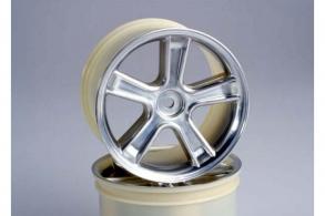 TRAXXAS запчасти Sport Wheels, Maxx (satin-finish) (2)