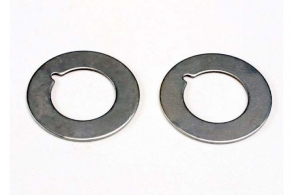 TRAXXAS запчасти Pressure rings, slipper (notched) (2)