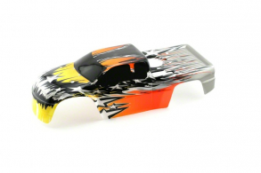 TRAXXAS запчасти Disruptor body for nitro Maxx trucks (custom painted and trimmed)